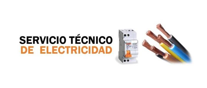 SERVICIO TECNICO DE ELECTRICIDAD Y CLIMATIZACION